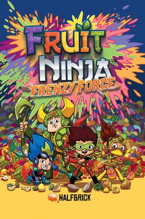 Fruit Ninja - Frenzy Force #1 - GN