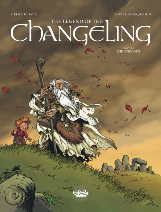 The Legend of the Changeling #1 - The Unbidden