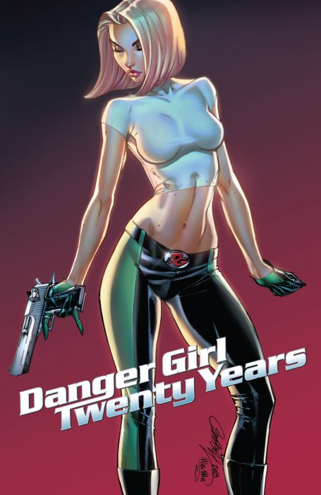 Danger Girl - Twenty Years #1