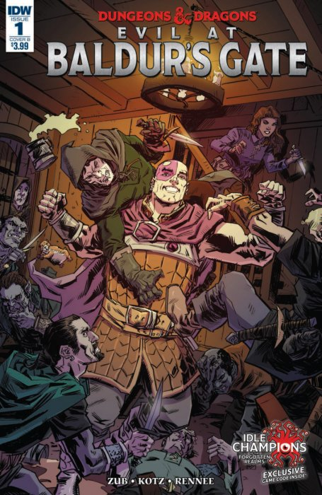 Dungeons & Dragons - Evil at Baldur's Gate #1