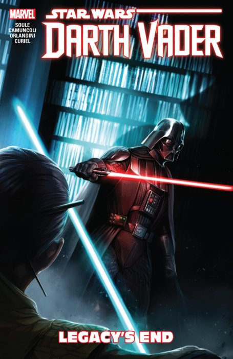 Star Wars - Darth Vader Vol..2 - Legacy's End