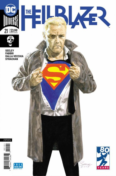 The Hellblazer #21