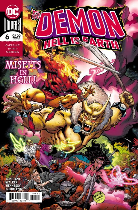 The Demon - Hell is Earth #6