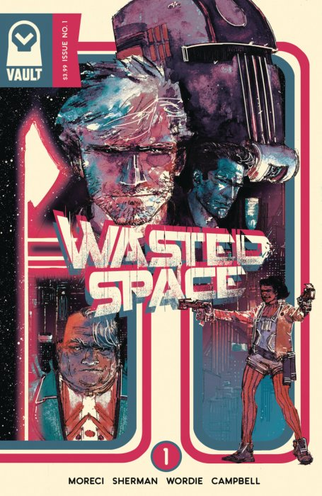 Wasted Space #1
