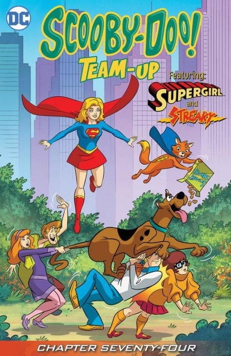 Scooby-Doo Team-Up #74