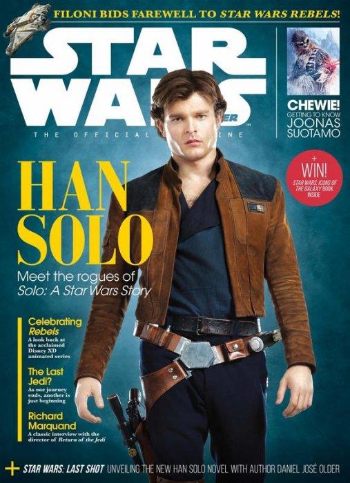 Star Wars Insider #180