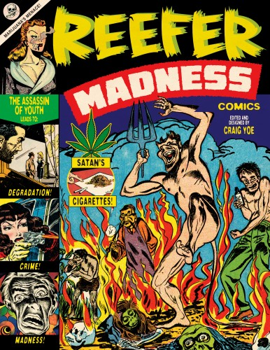 Reefer Madness Comics #1