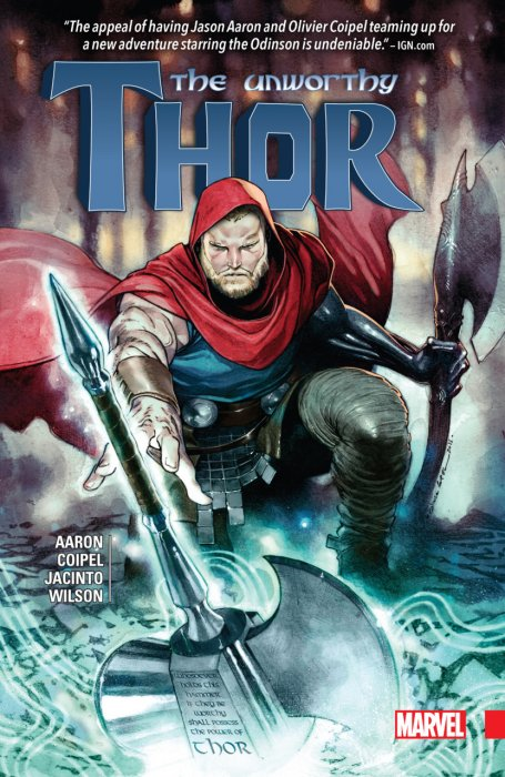 The Unworthy Thor #1 - TPB