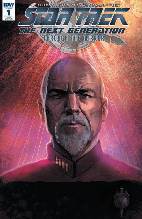 Star Trek - The Next Generation - Through The Mirror #1