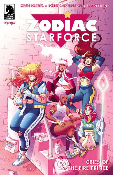 Zodiac Starforce - Cries of the Fire Prince #4