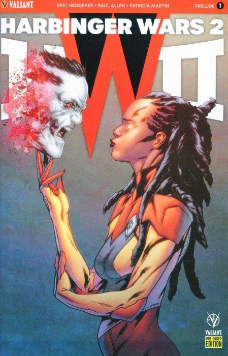 Harbinger Wars 2 - Prelude #1