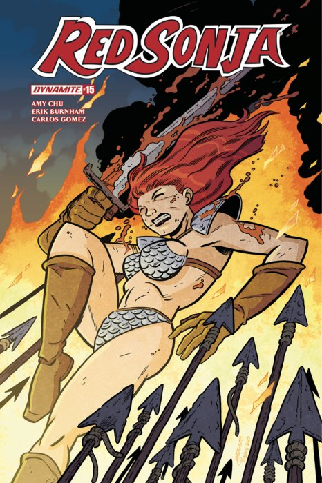 Red Sonja Vol.4 #15