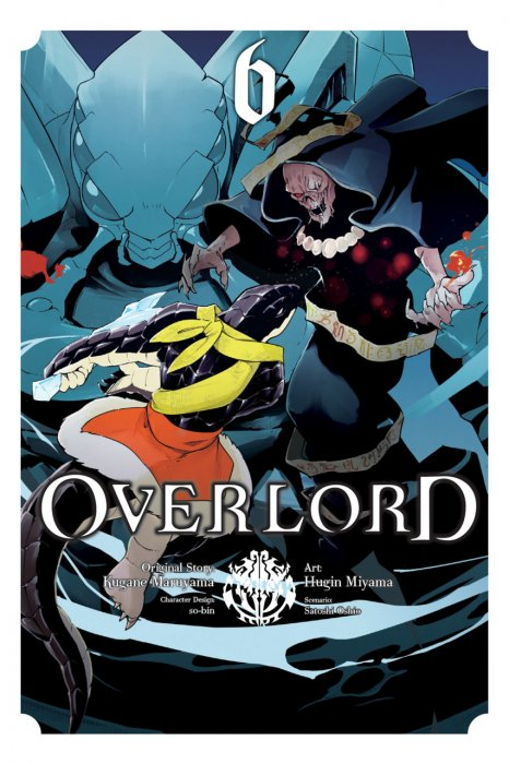Overlord Vol.6