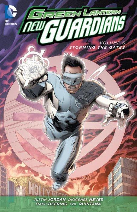 Green Lantern - New Guardians Vol.2-6 Complete