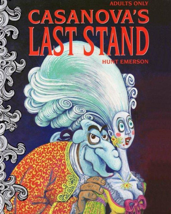 Casanova's Last Stand #1