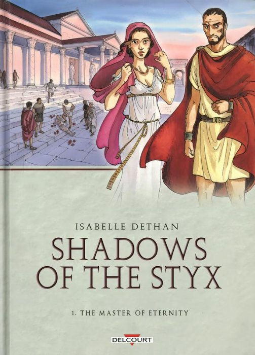Shadows of the Styx Vol.1-3 Complete