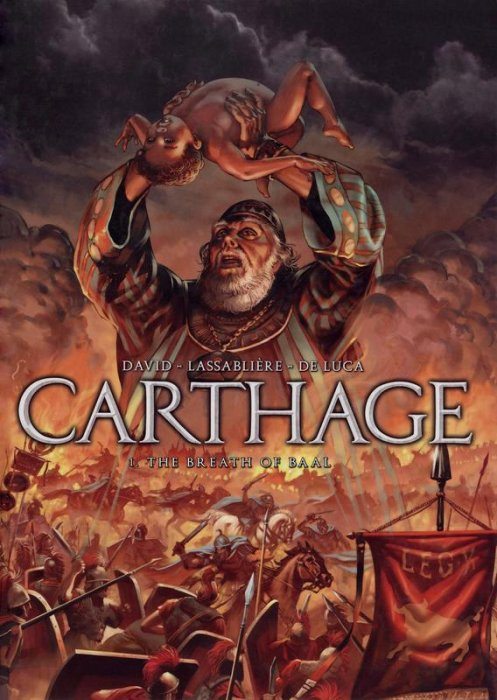 Carthage Vol.1 The Breath of Baal
