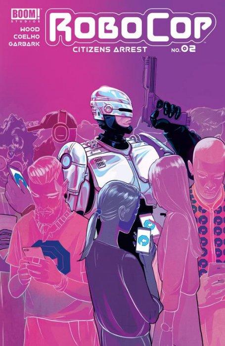 Robocop - Citizens Arrest #2
