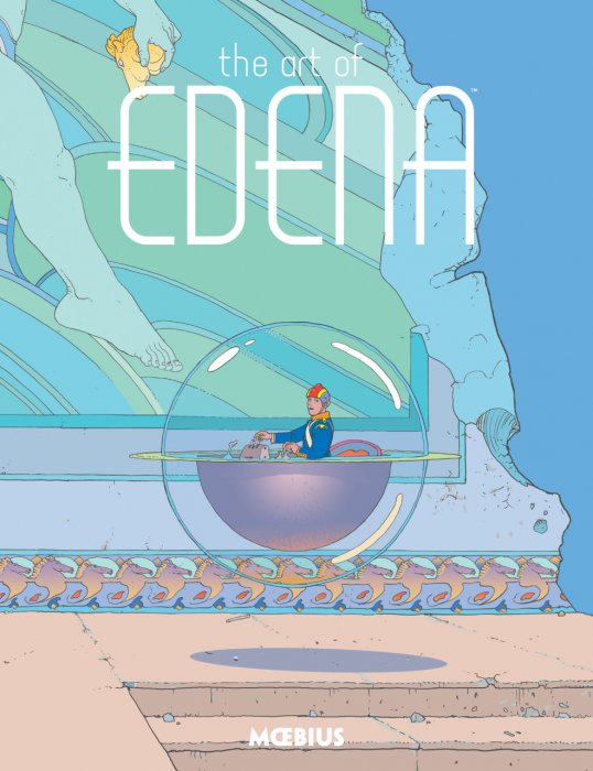 Moebius Library - The Art of Edena