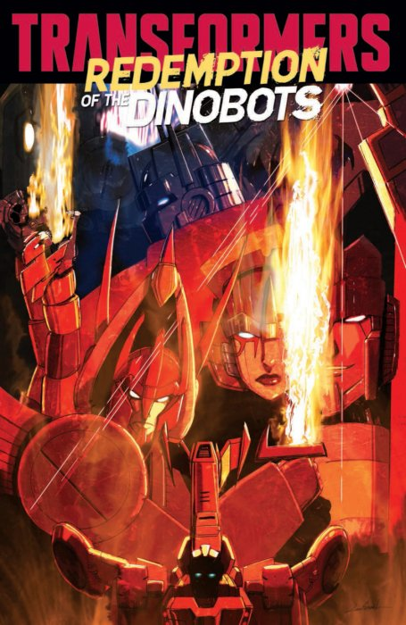 The Transformers - Redemption of the Dinobots #1 - TPB