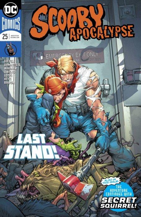 Scooby Apocalypse #25