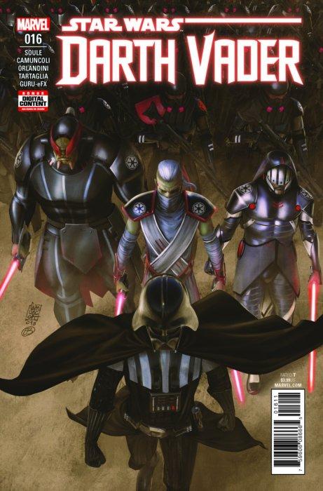 Star Wars - Darth Vader #16