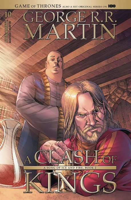 George R.R. Martin's A Clash of Kings #10