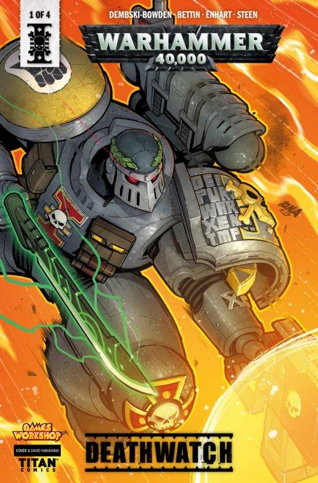 Warhammer 40 000 - Deathwatch #1