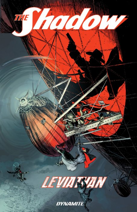 The Shadow - Leviathan #1 - TPB