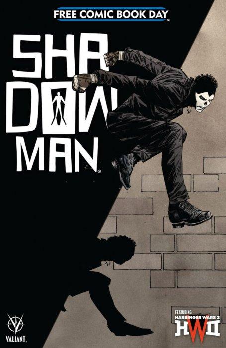 FCBD 2018 Shadowman Special #1
