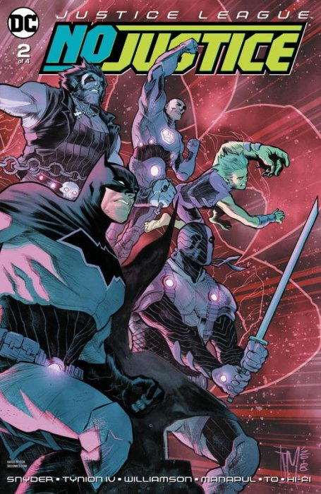 Justice League - No Justice #2