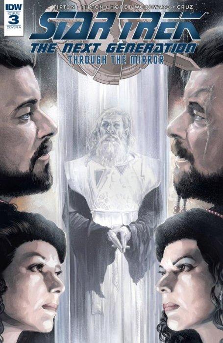 Star Trek - The Next Generation - Through The Mirror #3