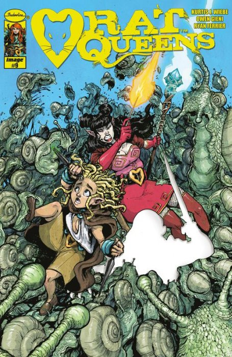 Rat Queens Vol.2 #9