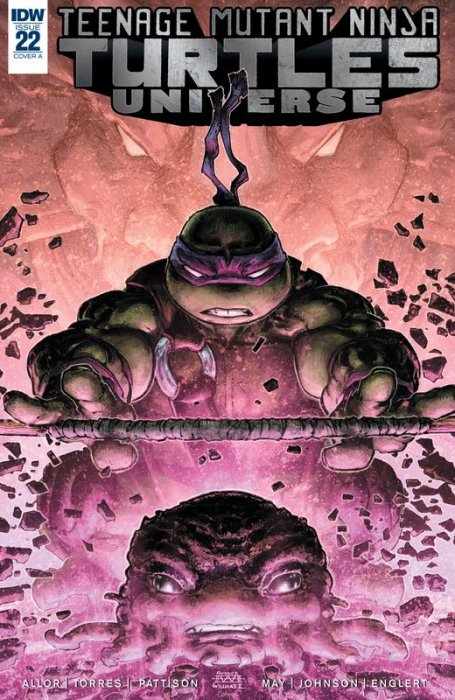 Teenage Mutant Ninja Turtles Universe #22