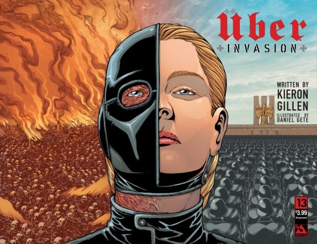 Uber - Invasion #13