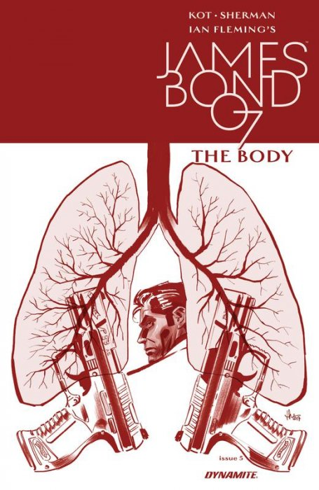 James Bond - The Body #5