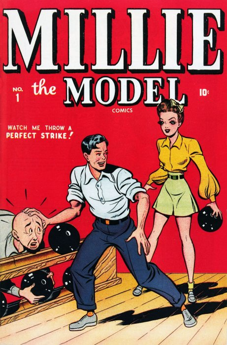 Millie the Model comics #1-207 + Annals Complete