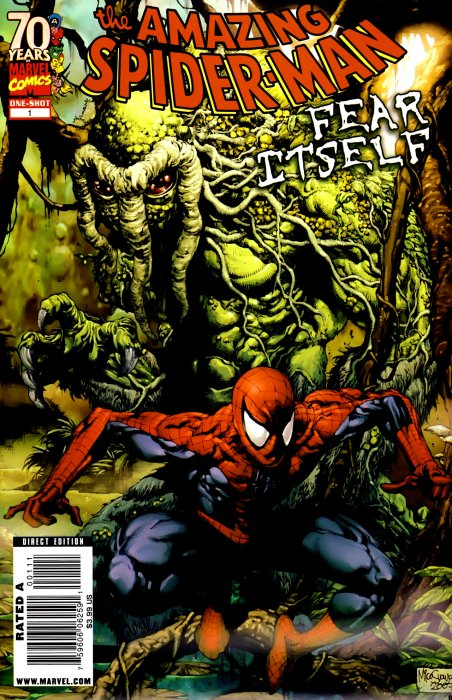 Amazing Spider-Man - Fear Itself