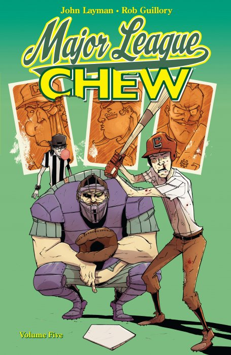 Chew vol.5 - Major League Chew