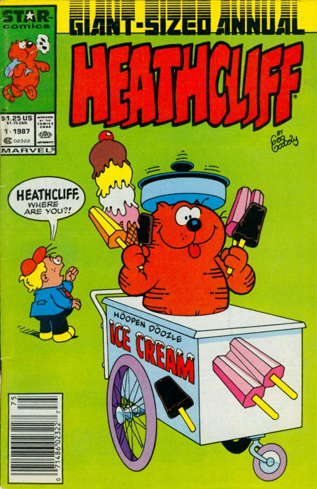 Heathcliff Annual
