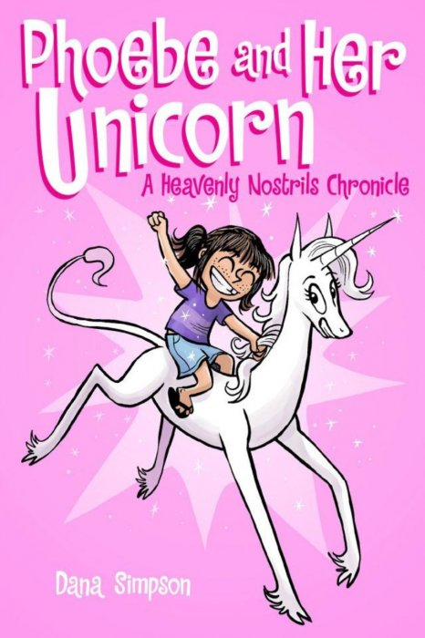 Phoebe and Her Unicorn Vol.1-6 Complete