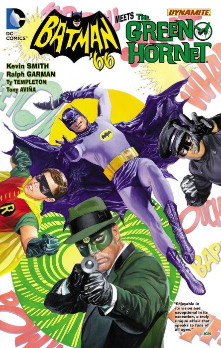 Batman '66 Meets The Green Hornet #1 - HC