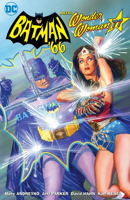 Batman '66 Meets Wonder Woman '77 #1 - HC/TPB