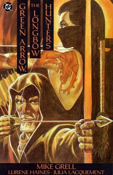 Green Arrow - The Longbow Hunters #1 - TPB
