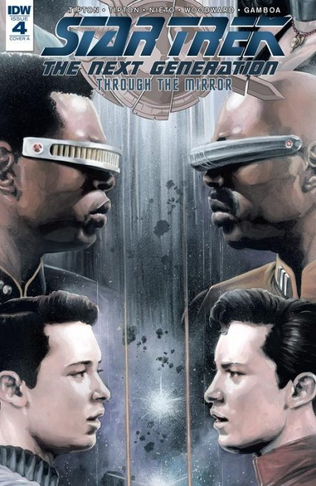 Star Trek - The Next Generation - Through The Mirror #4