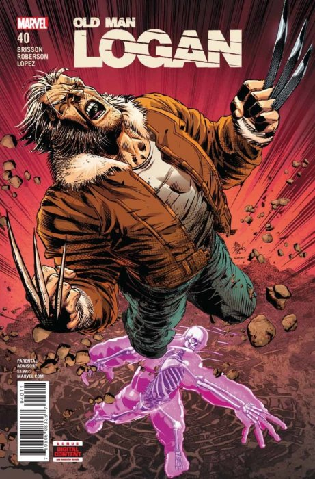 Old Man Logan #40
