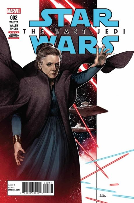 Star Wars - The Last Jedi Adaptation #2