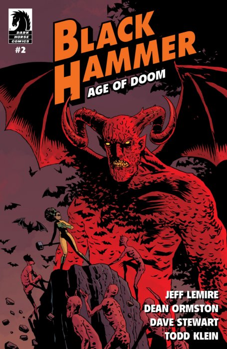 Black Hammer - Age of Doom #2