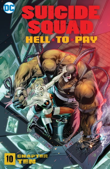 Suicide Squad - Hell to Pay #10