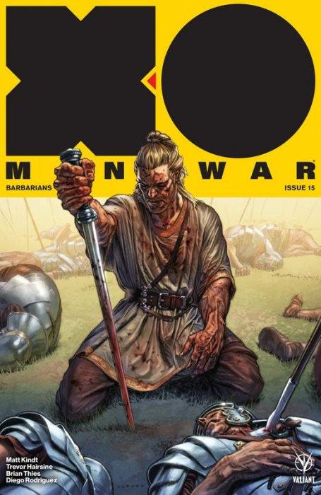 X-O Manowar #15